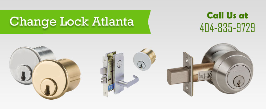 Change Lock Atlanta GA Banner