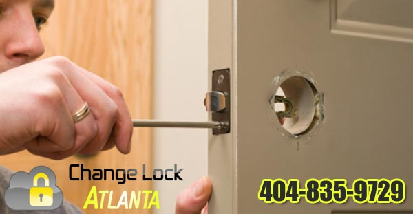 Change Lock Atlanta GA